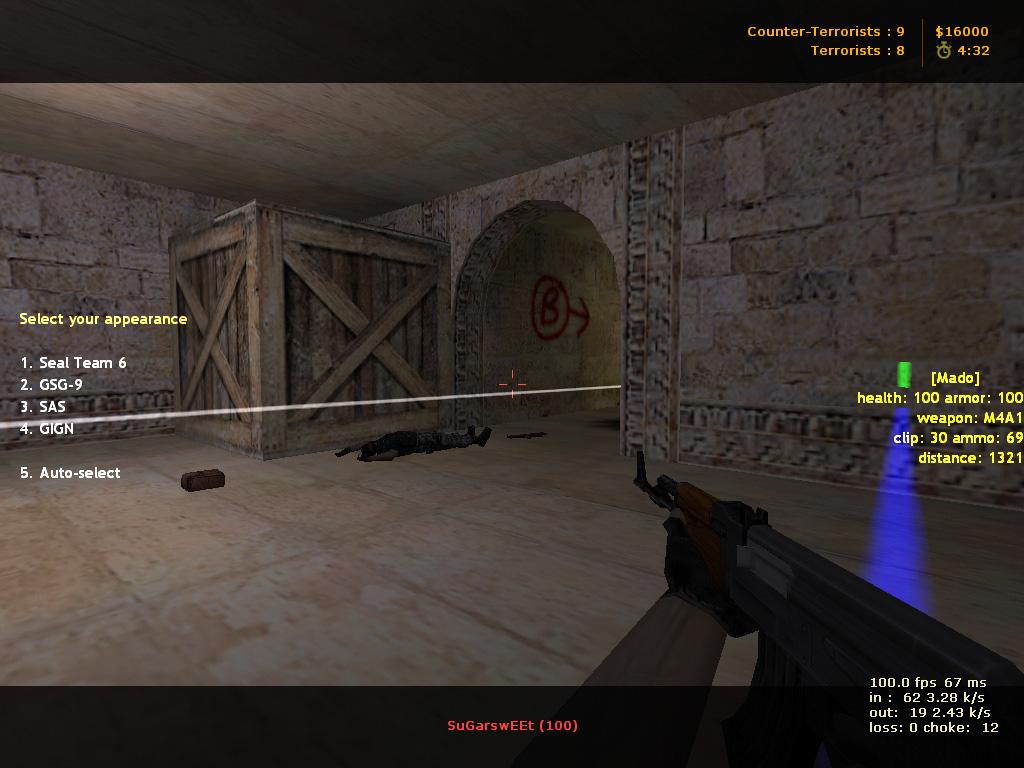 Admin Spectator ESP Version: 1.3 + beta 1.4